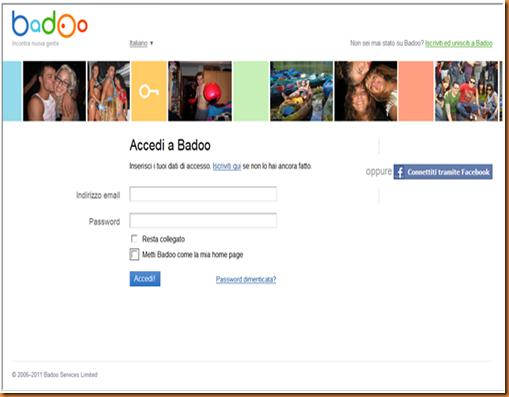 proposte di sesso badoo pagina